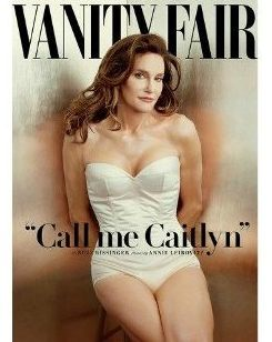 Bruce Jenner Vanity Fair cover May 2015