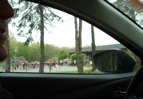 Jockey Hollow School playground