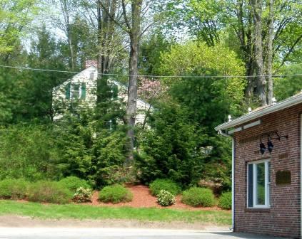 Gene Rosen's house and the firehouse