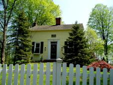 Rosen House from Riverside Drive