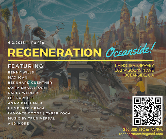 Regeneration event June 2
