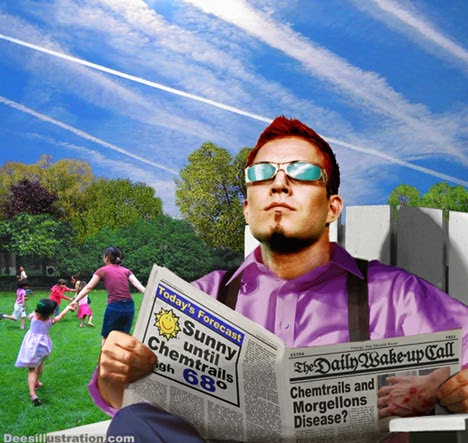 Chemtrails - Dees Ilu.