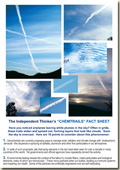 Chemtrails Fact Sheet small