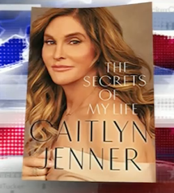 Jenner's new book