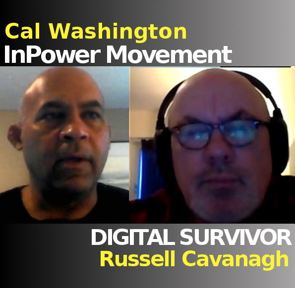 Cal Washington on Digital Survivor