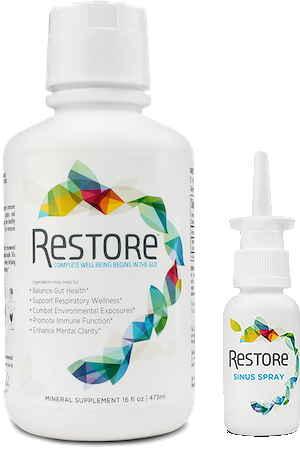 Restore 4 Life supplement