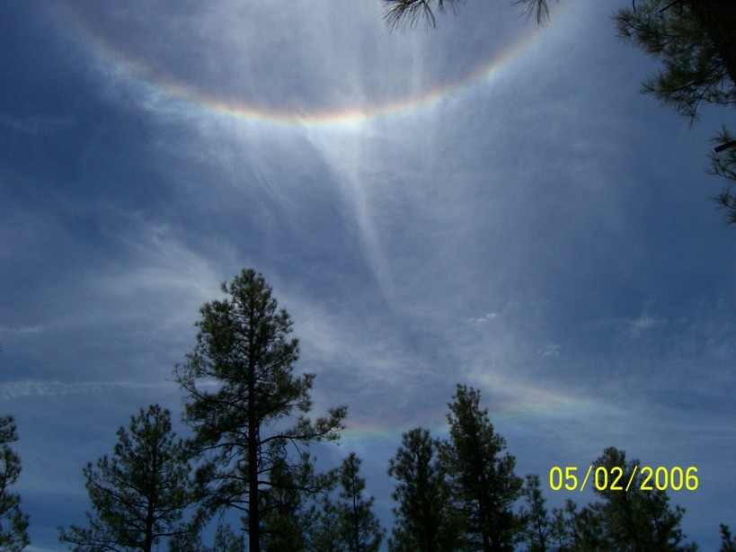 Another sun halo